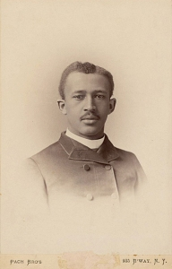 W. E. B. Du Bois photograph from the Harvard College Class of 1890   Class Book, 1890 Credit: Harvard University Archives, call # HUD 290.04 pf